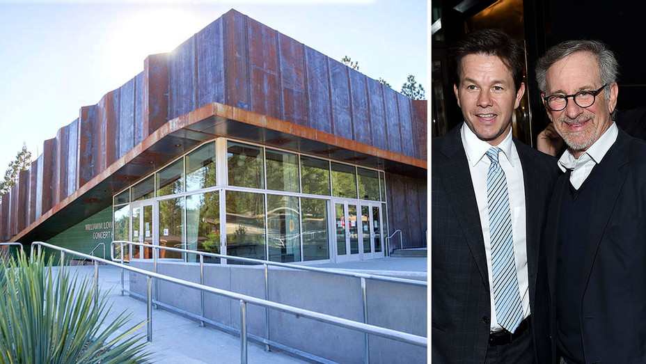 Camp-Idyllwild and Mark Wahlberg and Steven Spielberg- Split- Getty-H 2018