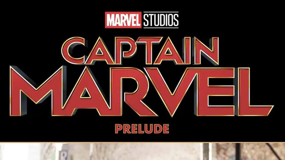 Captain Marvel Prelude - Publicity - P 2018