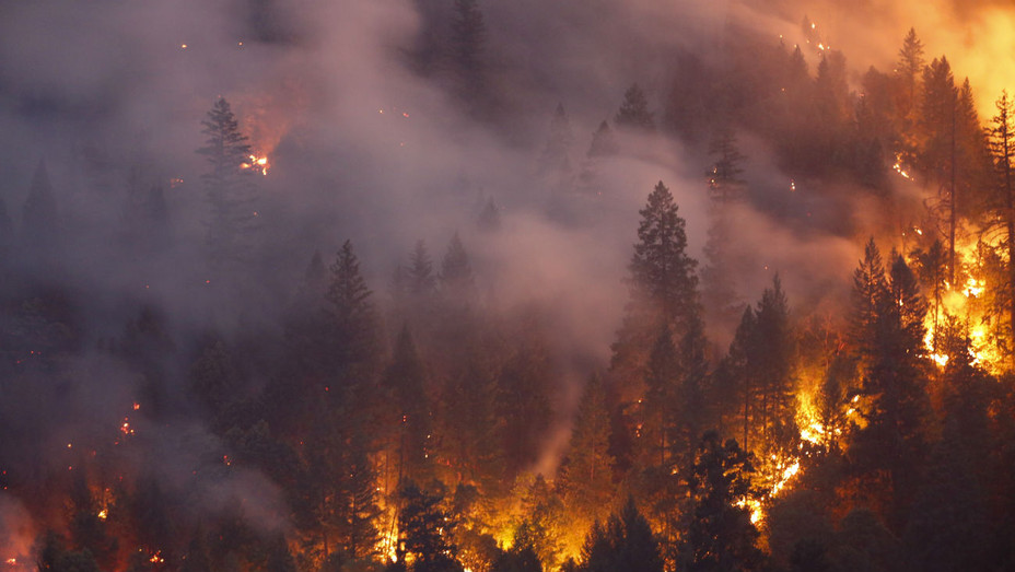 Carr Wildfire - Getty - H 2018