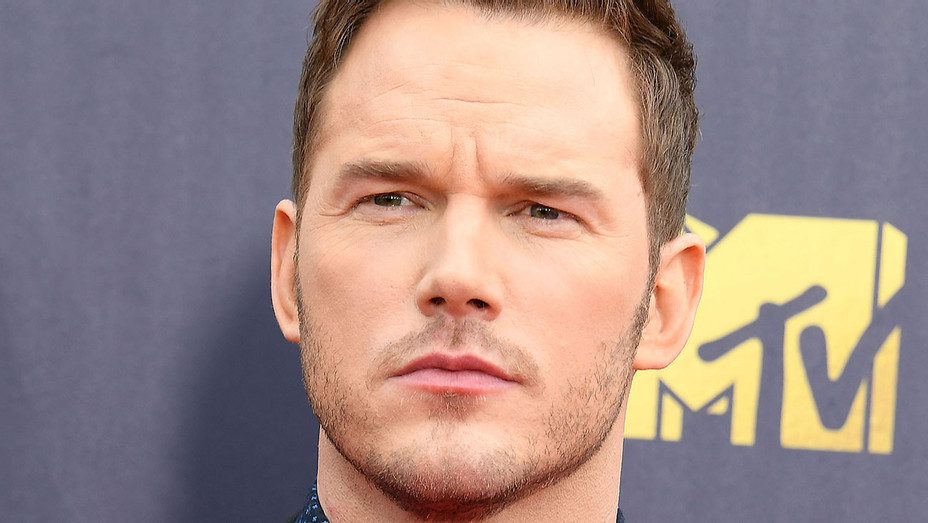 Chris Pratt - Getty - H 2018
