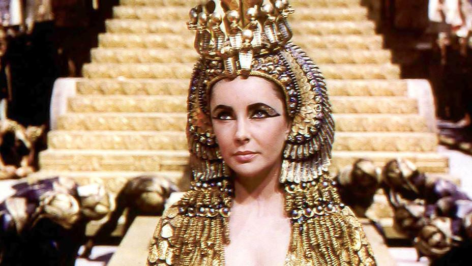 Cleopatra (1963)-  Elizabeth Taylor as Cleopatra - Photofest-H 2018