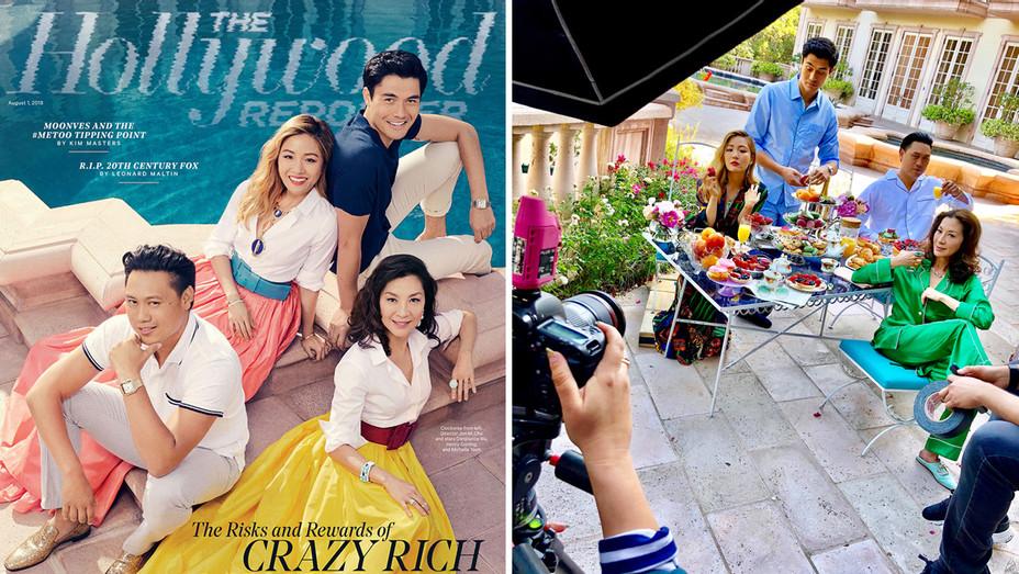 Crazy Rich Asians - Publicity - H Split 2018
