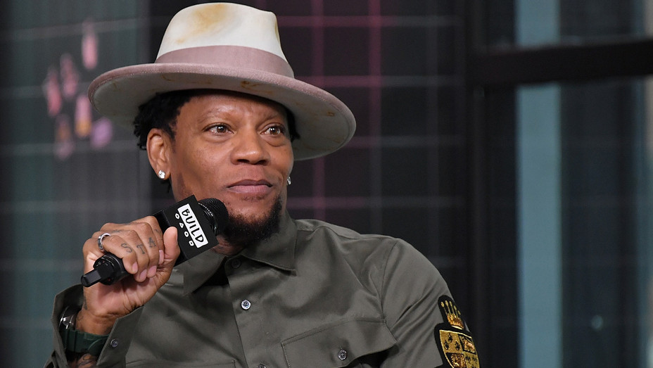 D.L. Hughley - Getty - H 2018