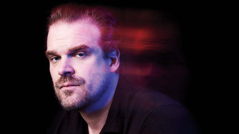 David Harbour ONE TIME USE - REX - H 2018