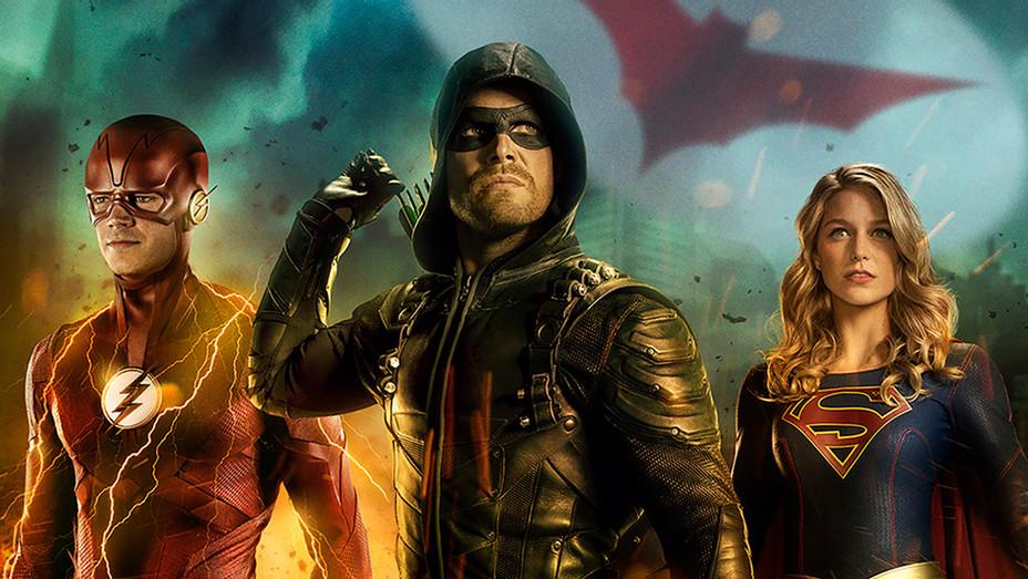 DC TV crossover - Publicity - H 2018