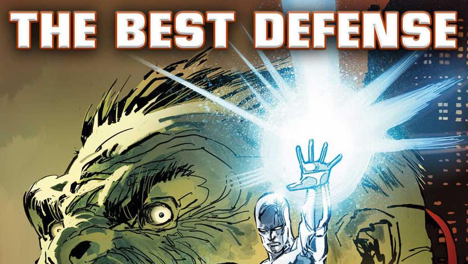 Defenders The Best Defense_Cover - Publicity - P 2018