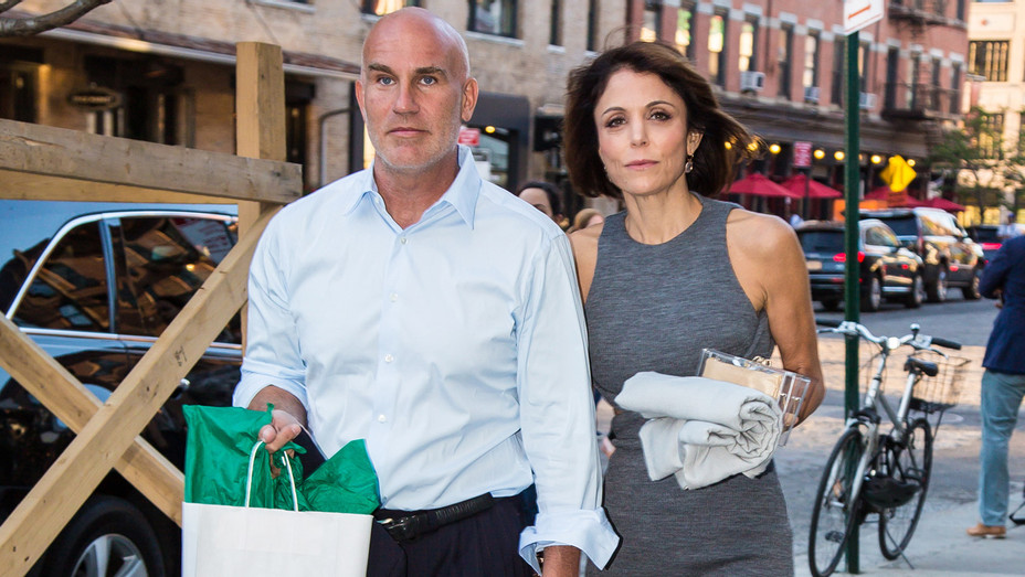 Dennis Shields and Bethenny Frankel ONE TIME USE - Getty - H 2018