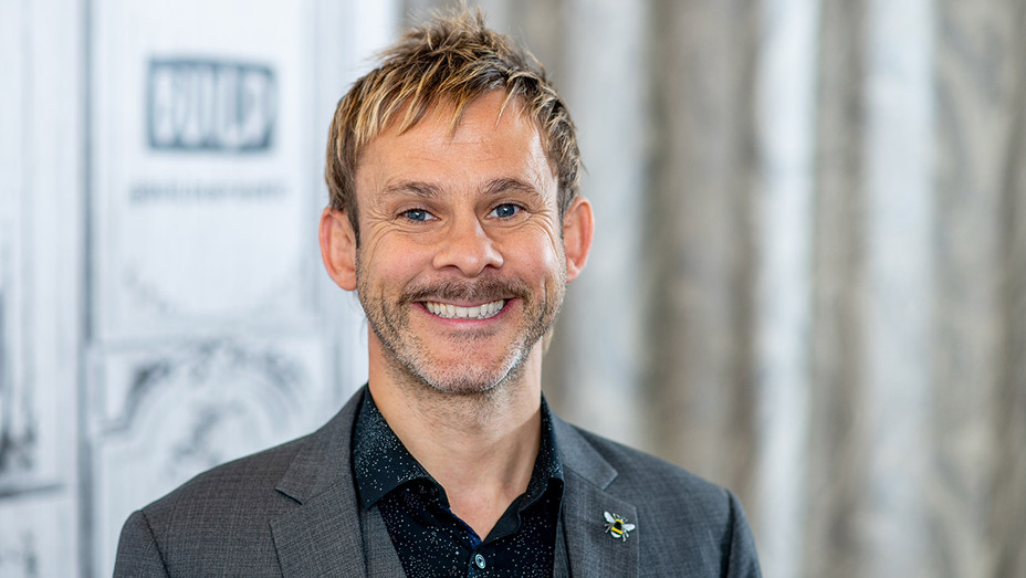 Dominic Monaghan - Getty - H 2018