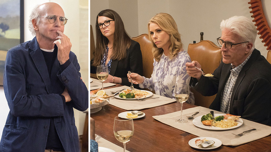 Emmy - Why Larry Davis and Co. Returned to 'Curb Your Enthusiasm Split - Publicity-H 2018