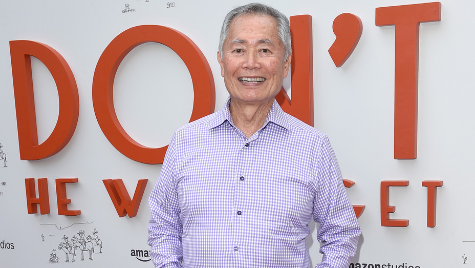 George Takei - Getty - H 2018