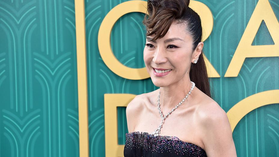 Michelle Yeoh Crazy Rich Asians Premiere - Getty - H 2018