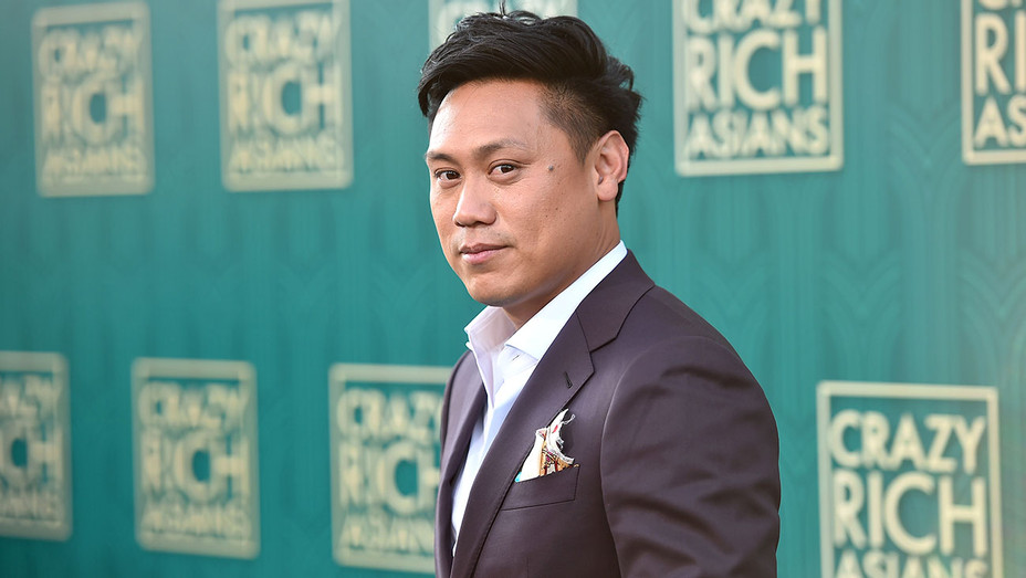 Jon M. Chu attends the premiere of Warner Bros. Pictures Crazy Rich Asians -Getty- H 2018