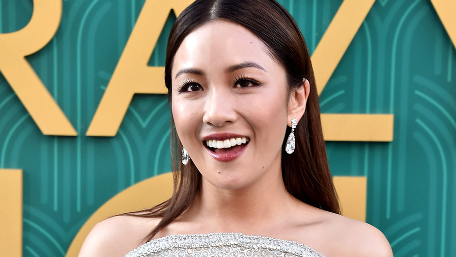 Constance Wu - premiere of Warner Bros. Pictures Crazy Rich Asians - Getty-H 2018