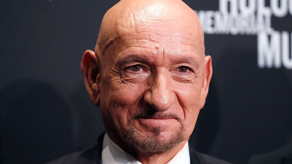 Ben Kingsley attends the Operation Finale premiere - Getty-H 2018