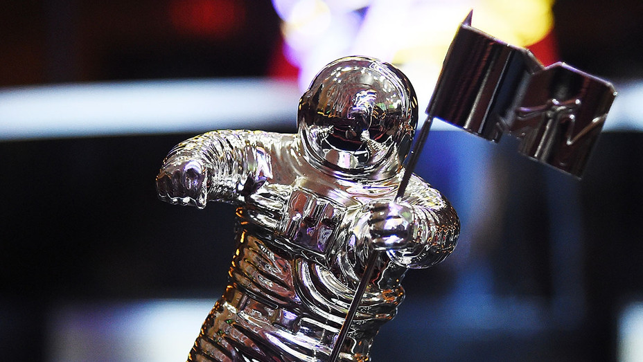 The MTV Moon Person Award - 2018 MTV Video Music Awards Press Junket -August 17, 2018-Getty-H 2018