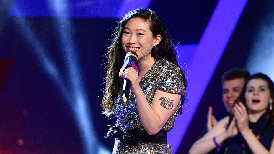 Awkwafina - 2018 iHeartRADIO MuchMusic Video Awards - August 26, 2018-Getty-H 2018