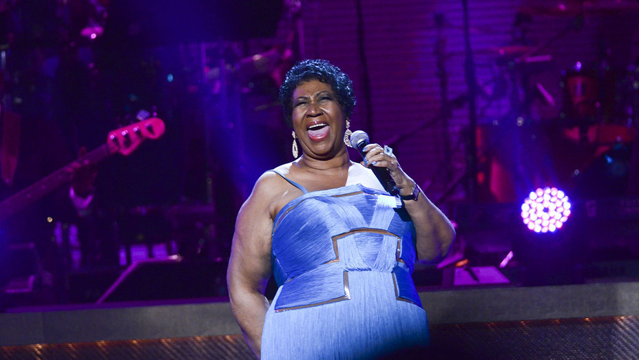 Aretha Franklin performs during the  BET Honors 2012  - Getty -H 2018