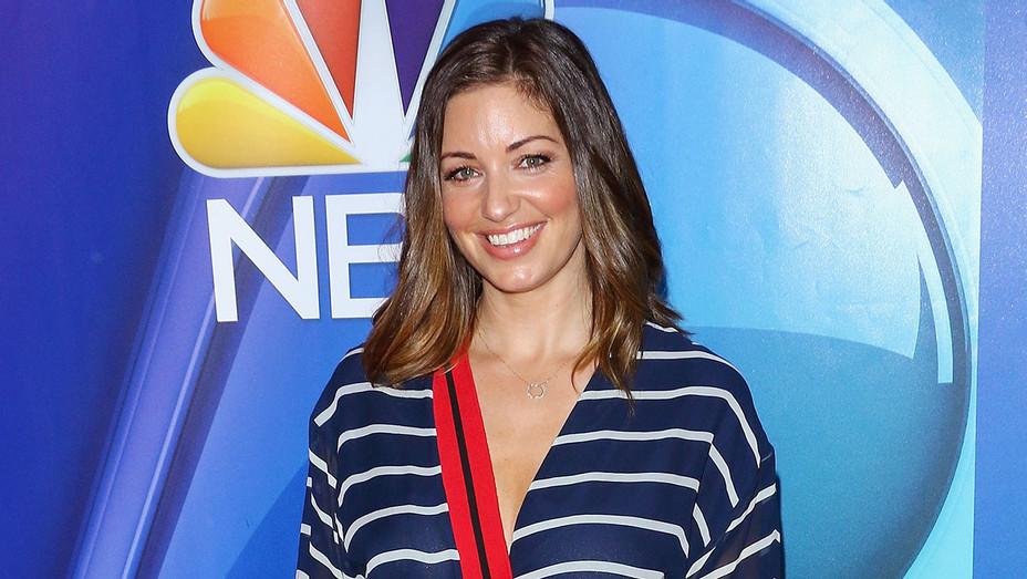 Bianca Kajlich attends the 2015 NBC upfront presentation red carpet - Getty-H 2018