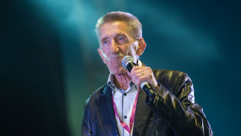 Barry Chuckle - Getty - H 2018