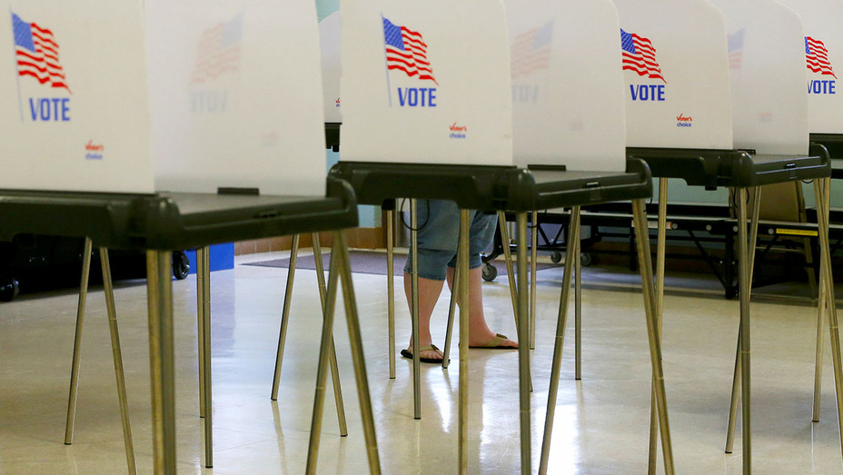 voting booth -Generic elections - Getty-H 2018