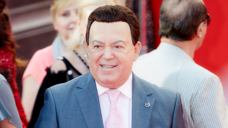 Iosif Kobzon attends an opening ceremony of the 38th Moscow International Film Festival - Getty-H 2018