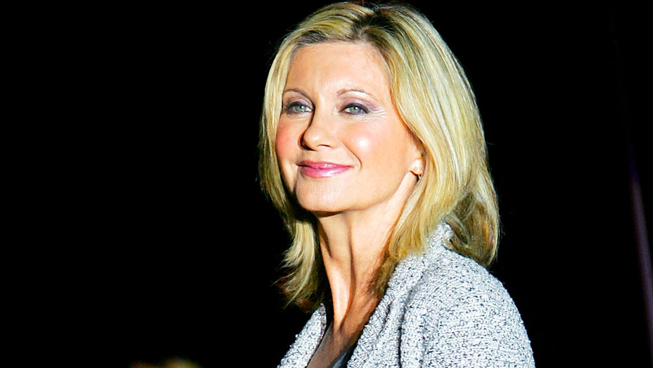 Olivia Newton-John performs onstage at the Nokia Theater Times Square on October 11, 2005 - Getty-H 2018