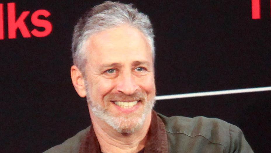 Jon Stewart attends TimesTalks 2016 - Getty-H 2018