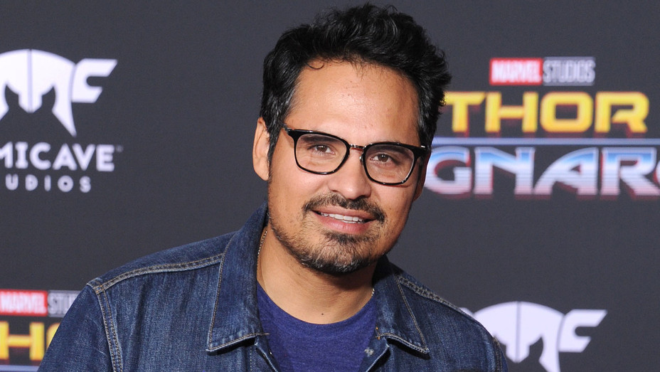 Michael Pena   - Premiere of Disney and Marvel's Thor Ragnarok - Getty-H 2018