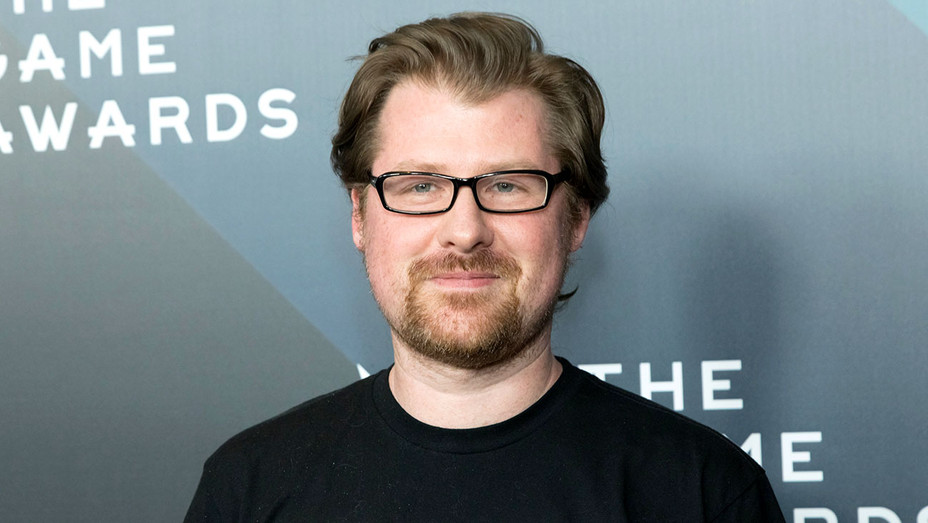 Justin Roiland attends The Game Awards 2017 - Getty-H 23018