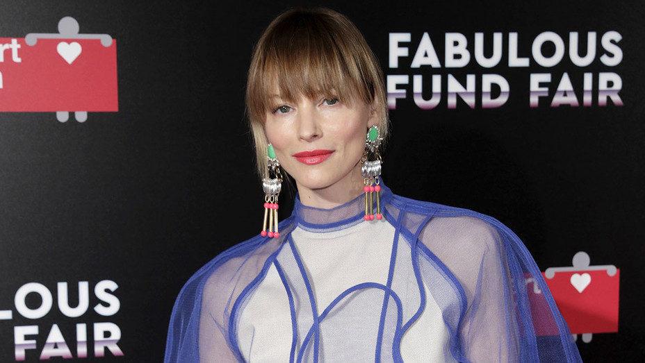 Sienna Guillory attends the Naked Heart Foundation's Fabulous Fund Fair  -Getty-H 2018