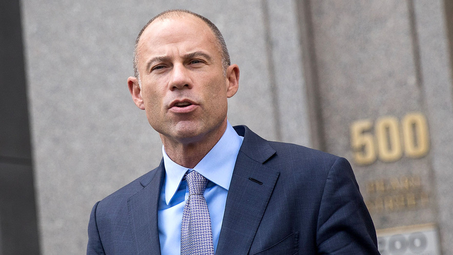 Michael Avenatti April 13, 2018 - Getty - H 2018
