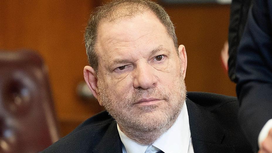 Harvey Weinstein - State Supreme Court on June 5, 2018 - Getty-H 2018