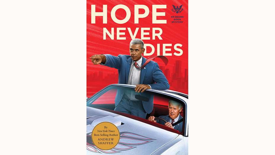 Hope Never Dies - Quirk books- Publicity-H 2018