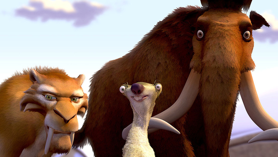 Ice Age (2002) Animation - Photofest-H 2018