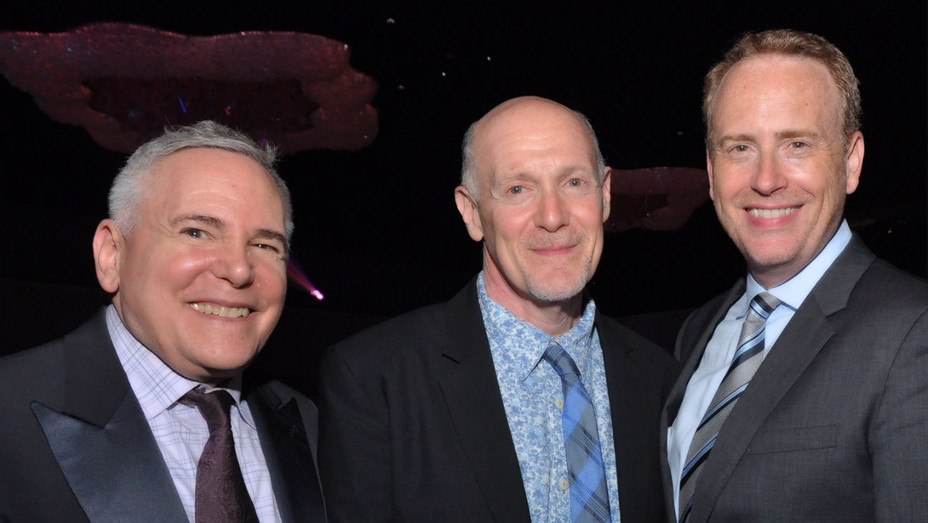 Craig Zadan, Neil Meron and Robert Greenblatt - Publicity - H 2018