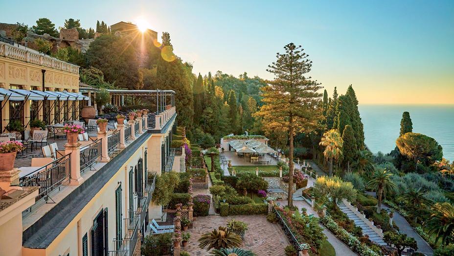 The Amoricos - Belmond Grand Hotel Timeo -Publicity - H 2018