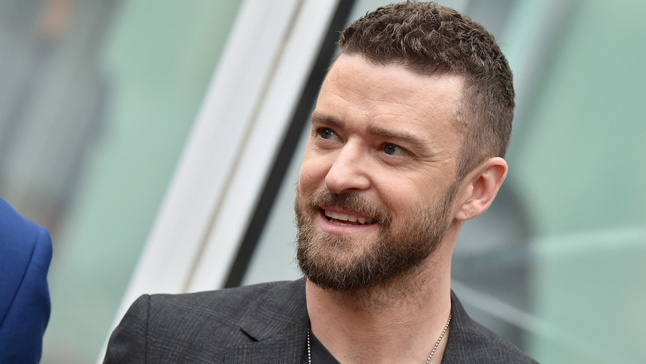 Justin Timberlake as NSYNC receives star on Hollywood Walk of Fame - Getty - H 2018
