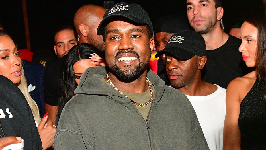 Kanye West - Getty - H 2018