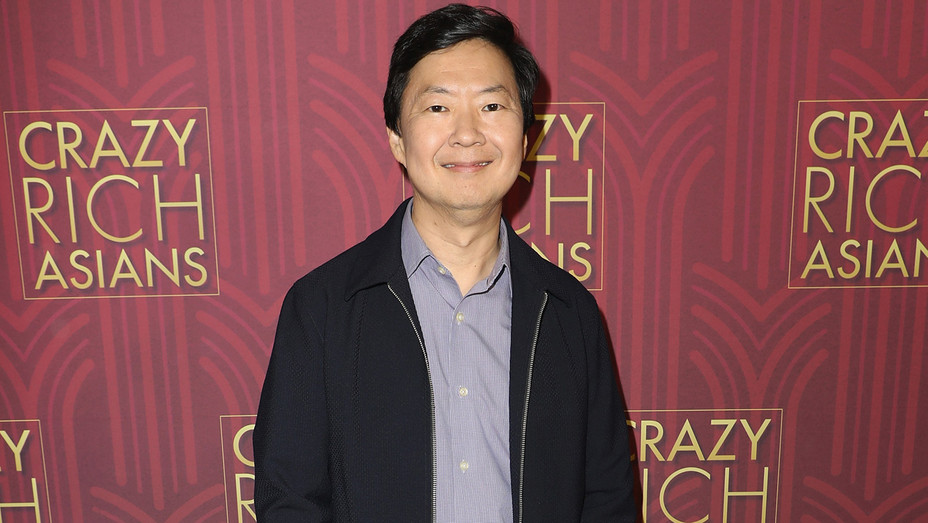 Ken Jeong at screening of Crazy Rich Asians - Getty - H 2018