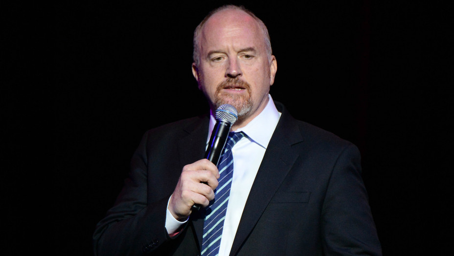 Louis C.K. - 10th Annual Stand Up for Heroes Event - Getty-H 2018