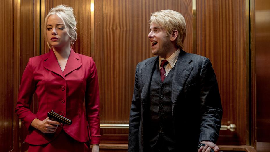Maniac still - Emma Stone and Jonah Hill - H Publicity 2018