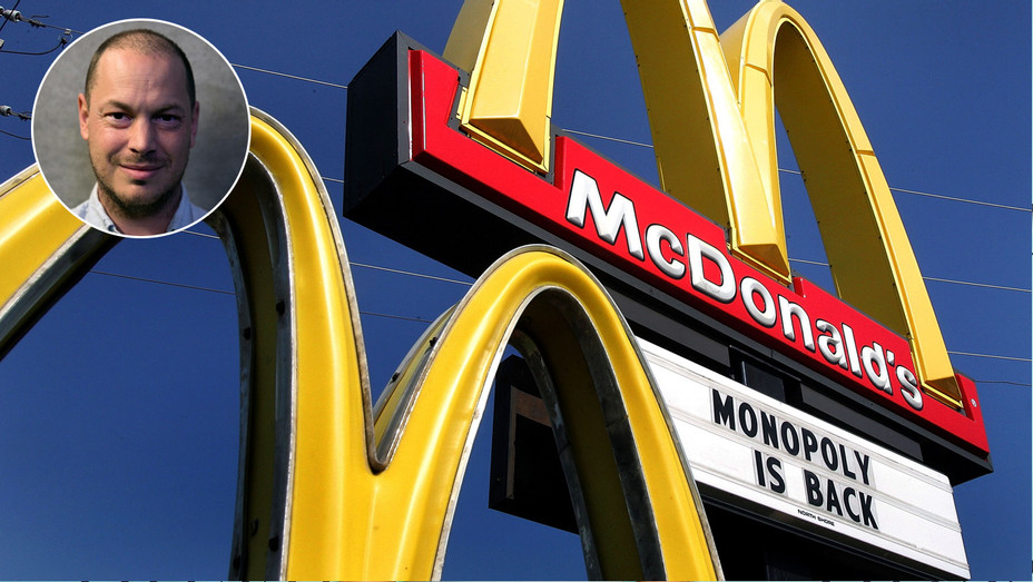 McDonalds Monopoly and Jeff Maysh_Inset - Getty - H 2018