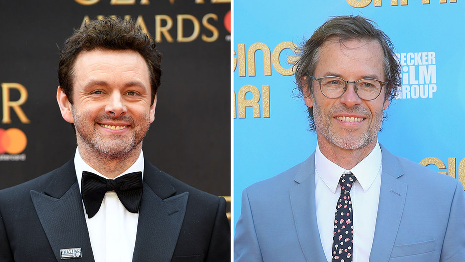 michael sheen and guy pearce_Split - Getty - H 2018