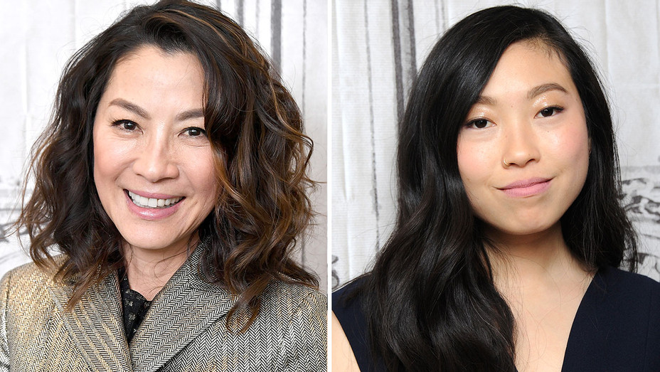 Michelle Yeoh and Awkwafina?-Split-Getty-H 2018