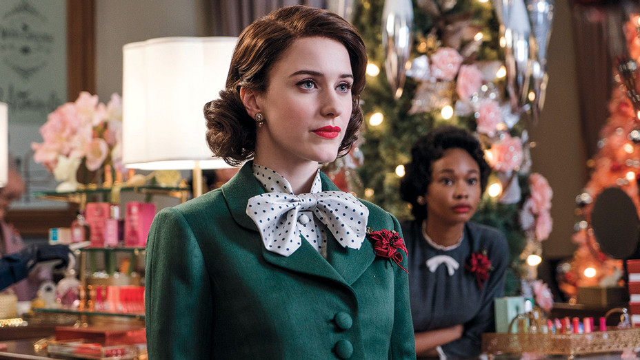 EMMY - Marvelous Mrs. Maisel Producers on Very Ambitious Season 2 - H 2018