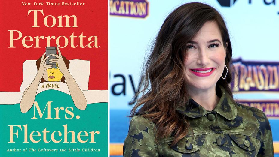 Mrs. Fletcher by Tom Perrotta Kathryn Hahn - Getty - H Split 2018
