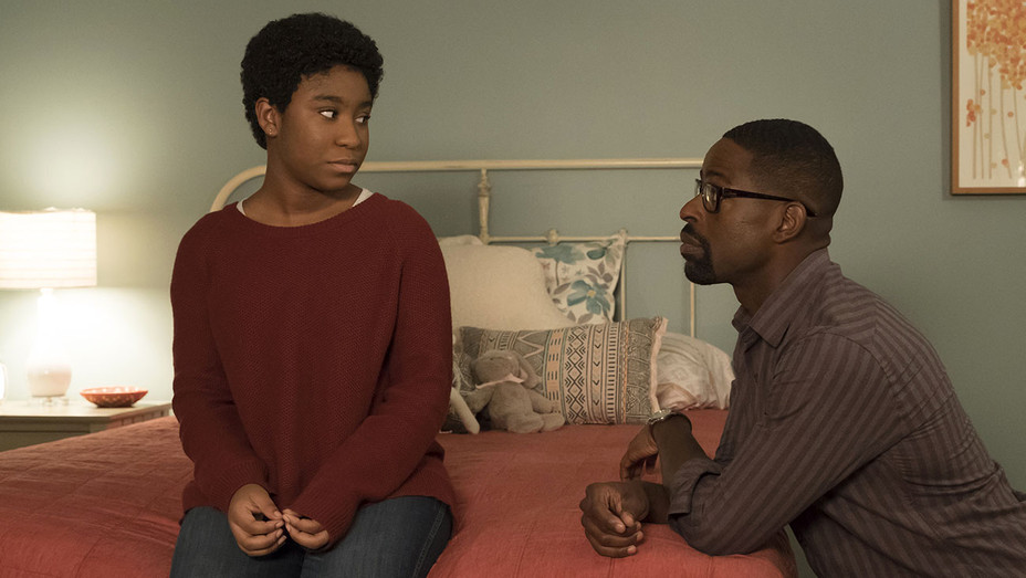 THIS IS US - This Big, Amazing, Beautiful Life Episode 217 -  Lyric Ross -Sterling K. Brown - H 2018
