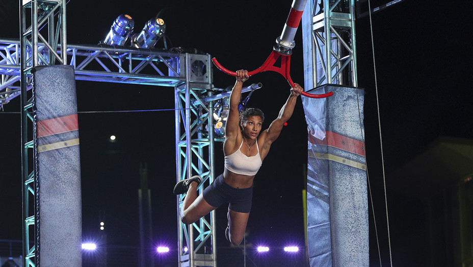 AMERICAN NINJA WARRIOR -  ?Minneapolis City Finals? Episode 1012  - Meagan Martin -H 2018