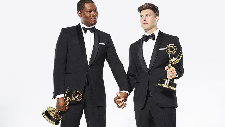70th Primetime Emmy Awards Michael Che Colin Jost - Publicity - H 2018