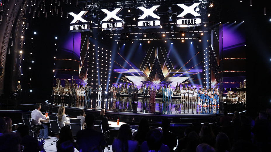 AMERICA'S GOT TALENT - Live Quarter Finals Results 3- Episode 1316 - Publicity-H 2018